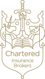 Chartered insurance broker logo