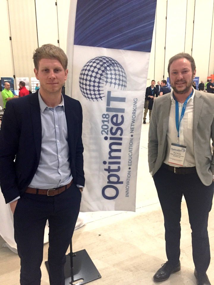 GDIS attend Optimise IT 2018